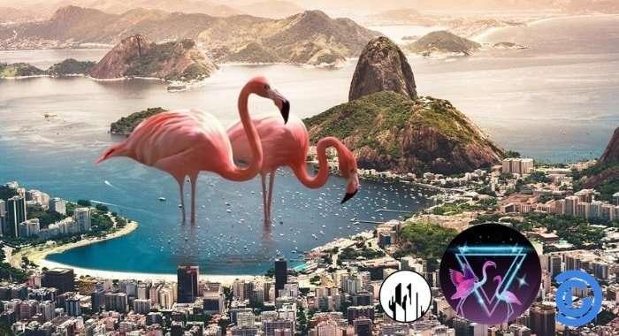 decentraland flamingos casino