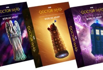 Dr Who: Worlds Apart