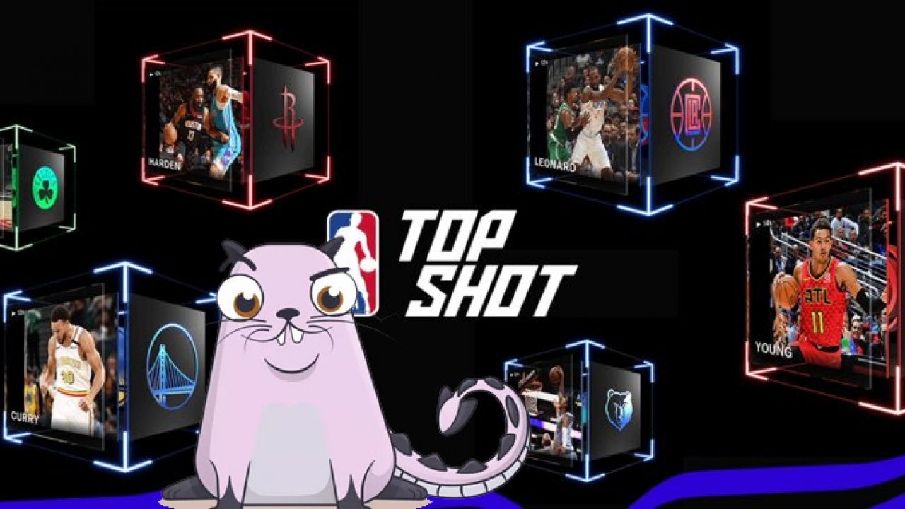 Free NBA TopShot Moment For CryptoKitty Owners - NFT Plazas
