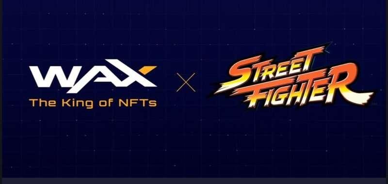 WAX Street Fighter