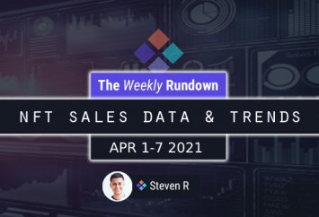 NFT Sales Data Rundown