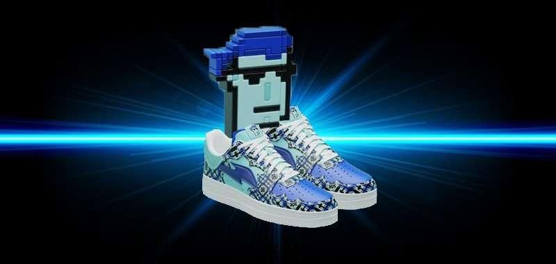 cryptopunks sneakers