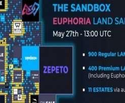 the sandbox land sale