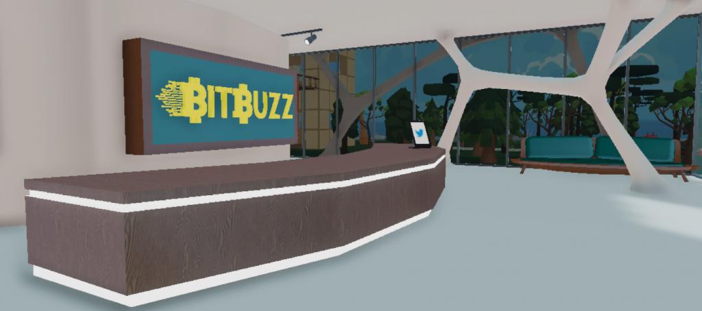 BitBuzz, NFT, art, decentraland, metaverse