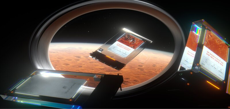 Mars Genesis