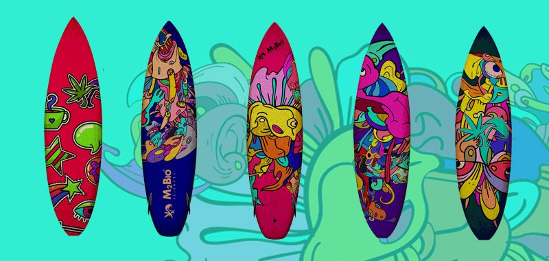 Surfboards opensea