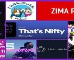 NFT podcasts
