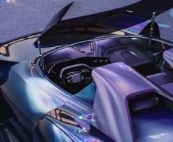 Neon Roadster