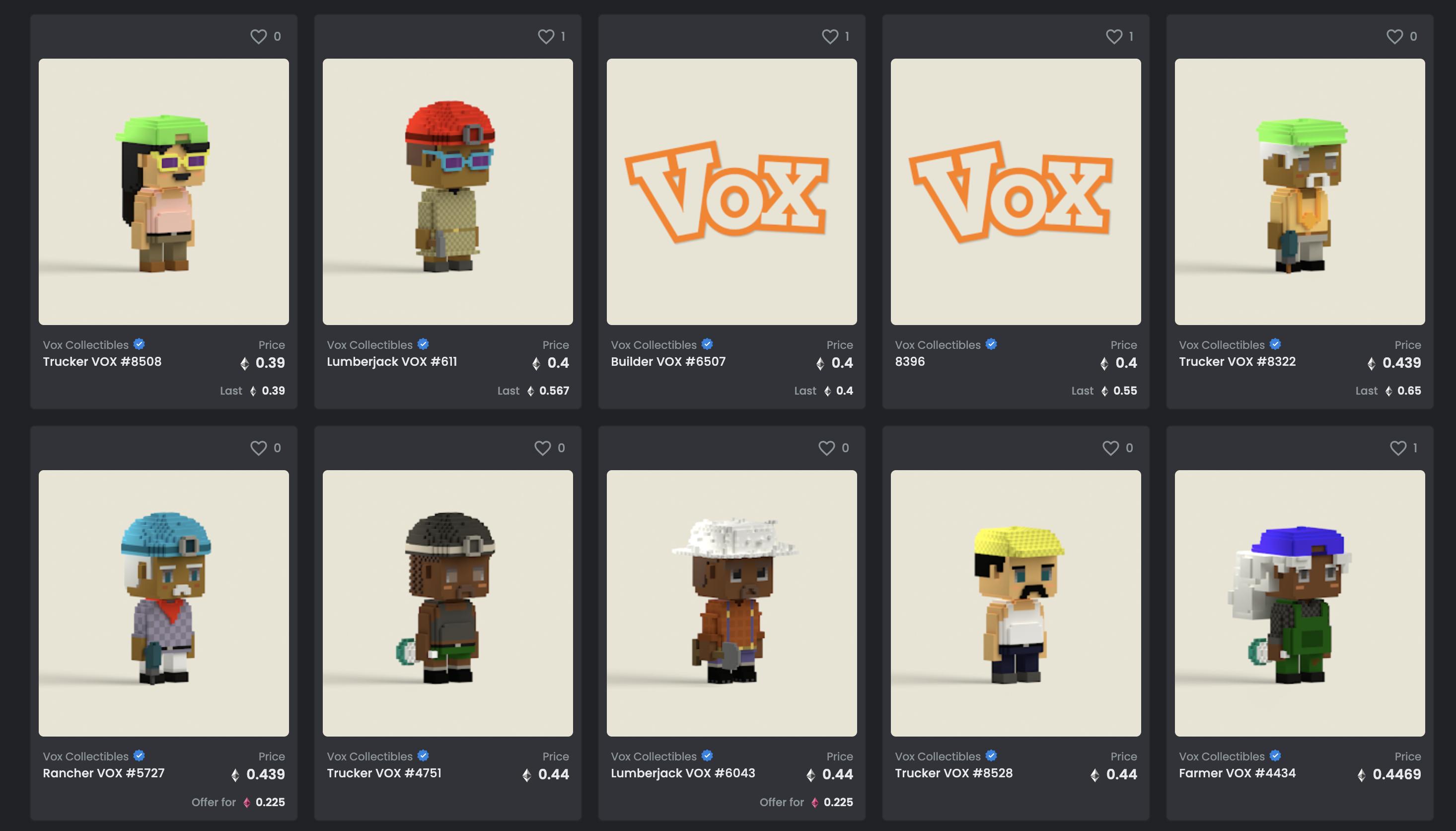 Vox Floor