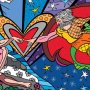 Romero Britto and DJ White Shadow Launch Epic NFTs