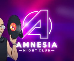 amnesia nightclub decentraland